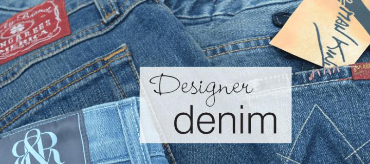 Designer denim