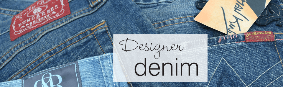 Designer denim